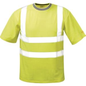 Warnschutzshirt SAFESTYLE 22697, Steven, S, warngelb