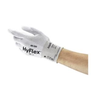 Mechanikschutzhandschuhe Hyflex 11-130, Schnittschutz, Größe: 8, beige, 1 Paar