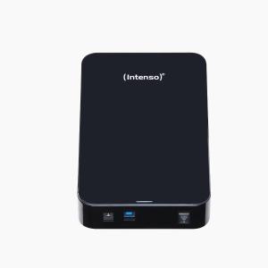 Festplatte Intenso 6031512, extern, 8,89cm, USB 3.0, 4 TB, schwarz