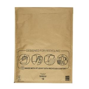 Luftpolstertaschen Mail Lite K/7 Innenmaße: 350x470mm goldgelb 5St