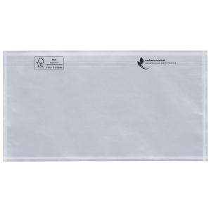 Dokumententaschen DIN lang, ohne Aufdruck, 100 Stück