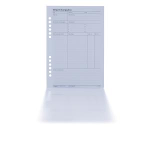 Besprechungsplan Tempus BF42, Format: A5, 20 Blatt