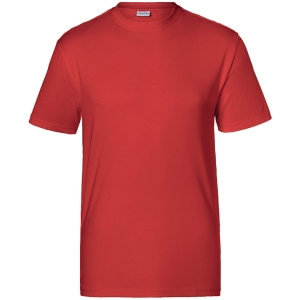 T-Shirt Kübler 5124 6238-55, Größe: 6XL, mittelrot