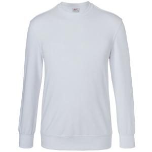Sweatshirt Kübler 5023 6330-10, Größe: 3XL, weiß