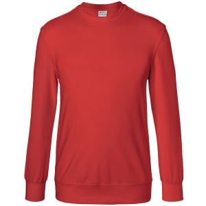 Sweatshirt Kübler 5023 6330-55, Größe: 5XL, mittelrot