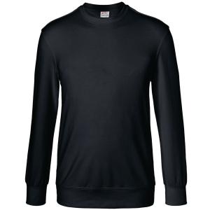 Sweatshirt Kübler 5023 6330-99, Größe: M, schwarz