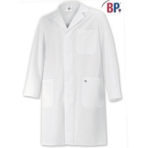 Laborkittel BP, 1656-130-21, Langarm, Größe: XL, weiß