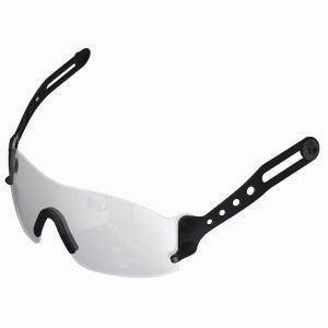 Helmbrille JSP, ANT010-200, passend zu EVO Helm Serie, Polycarbonat, klar