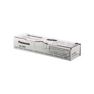 Fax-Toner Panasonic UG-3391, Reichweite: 3.000 Seiten, schwarz