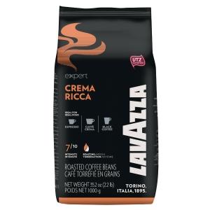 Kaffee Lavazza Expert Crema Ricca, ungemahlen, 1000g