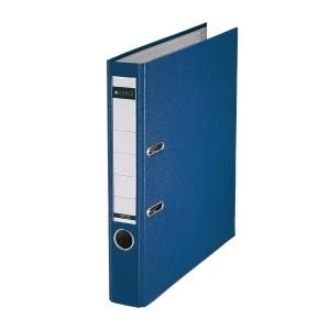 Ordner Leitz 1015, PP-kaschiert, A4, Rückenbreite: 52mm, blau