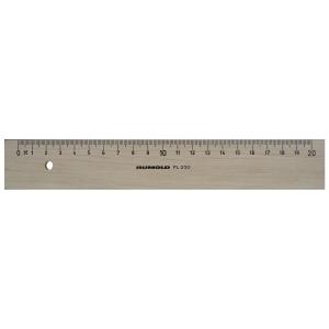 Lineal Rumold FL230, aus Holz, Länge: 20cm