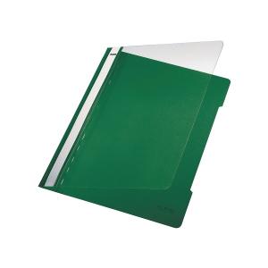 Schnellhefter Leitz 4191, A4, aus PVC-Folie, grün