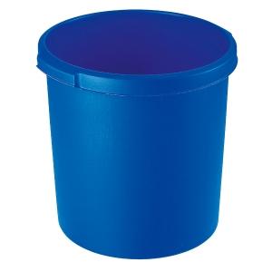 Papierkorb HAN 1834-14, Fassungsvermögen: 30 Liter, blau