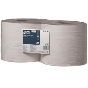 Papierputztücher Tork 129262 Universal, 2-lagig, Länge: 340m, weiß, 2 Rollen