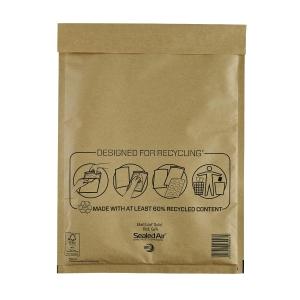 Luftpolstertaschen Mail Lite G/4 Innenmaße: 230x330mm goldgelb 50St