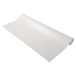 Flipchartblock Lyreco Budget, blanko, 60g, 65 x 98cm (B x H), 48 Blatt, 5 Stück