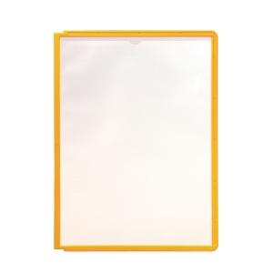 Sichttafel Sherpa 560604 gelb scannertauglich 5 Stück