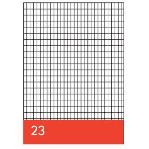 Kanzleipapier Aurora, holzfrei, A3/A4, rautiert, 250 Blatt