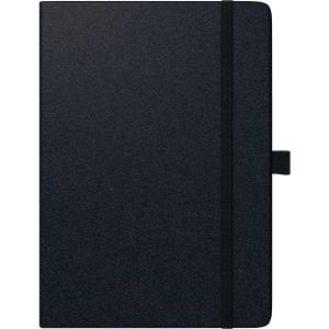 Buchkalender 2020 Brunnen 79166 Kompagnon, 1 Woche / 2 Seiten, A5, schwarz