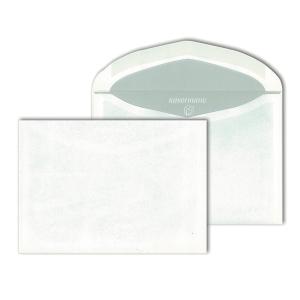Briefumschläge Blessof 30005320 C6 114x162mm ohne Fenster NK weiß 1000St