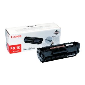 Fax-Toner Canon 0263B002 - FX-10, Reichweite: 2.000 Seiten, schwarz