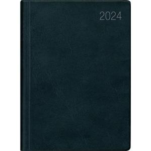 Taschenkalender 2019 Zettler 640, 1 Woche / 2 Seiten, 10x14cm, sortiert