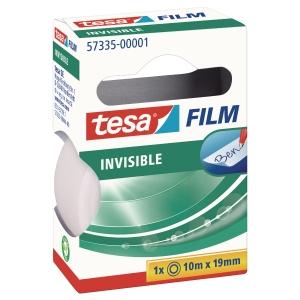 Klebefilm Tesa tesafilm 57335, matt unsichtbar, 19mmx10m