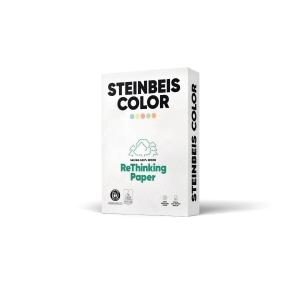 Kopierpapier Magic Colour, recycelt, A4, 80g, pastellgelb, 500 Blatt