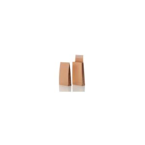 Faltentaschen Bong 8350112, B4, 20mm-Falte, ohne Fenster, HK, braun 200 Stück