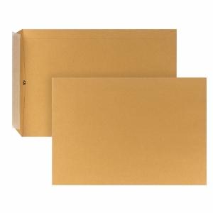 Versandtaschen Bong 4470345, C4, ohne Fenster, Haftklebung, 110g, braun, 250St