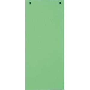 Trennstreifen 24 x 10,5cm, grün, 100 St.