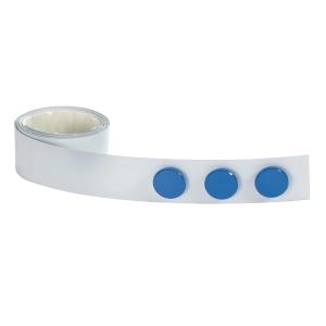 Magnetband Dahle 95305, Maße: 35mm x 5m, hellgrau