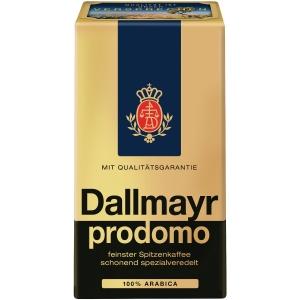 Kaffee Dallmayr Prodomo, gemahlen, eingeschweißt, 500g