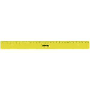 Lineal Laco LACLN30GN, aus Plastik, Länge: 30cm, grün/transparent