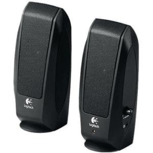 Lautsprecher-Set Logitech S120 mit 4.4 Watt schwarz