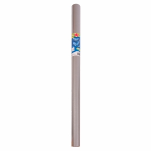 Geschenkpapier Clairefontaine 95776C, Breite: 70cm, Länge: 3m, silber