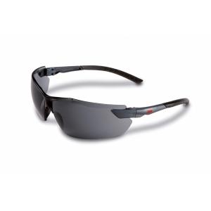 Schutzbrille 3M 2821, Polycarbonat, grau