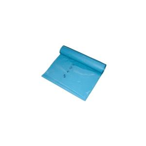 Mülleimerbeutel Deiss 10304, Maße: 800 x 1000mm, Füllmenge: 120l, blau, 25 Stück