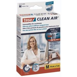 Feinstaubfilter Tesa 50379 Clean Air, Größe M, Maße: 140 x 70mm