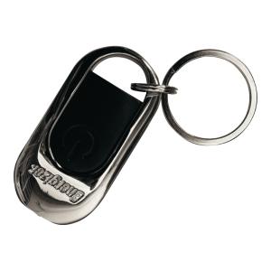 Taschenlampe Energizer Schlüsselanhänger, LED, CR2016, 13 Lumen, silber/schwarz