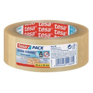 Packband Tesa tesapack 57174, 38mm x 66m, transparent