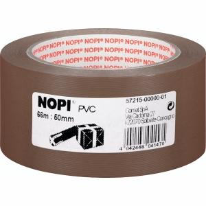 Packband Nopi 57215, 50mm x 66m, braun