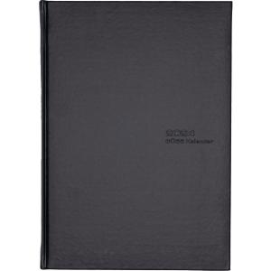 Planungsbuch 2019 Güss 58990, A4, 1 Tag / 1 Seite, schwarz