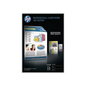 Fotopapier HP CG964A, beidseitig beschichtet, A4 hochglanz, 120g/qm, 250 Blatt