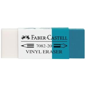 Radierer AWF 7082-20 aus Kunststoff, für Blei- und Farbstifte und Tinte