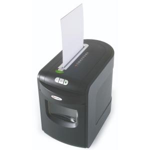 Aktenvernichter Rexel REX1023, 4 x 50mm Partikelschnitt, Leistung: 11 Blatt, P-3
