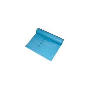 Mülleimerbeutel Deiss 10708, Maße: 575 x 1000mm, Füllmenge: 70l, blau, 25 Stück