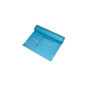 Mülleimerbeutel Deiss 20013, Maße: 700 x 1100mm, Füllmenge: 120l, blau, 25 Stück