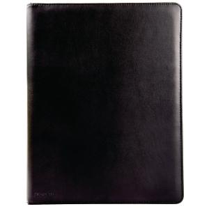 Konferenzmappe Monolith 2827, PVC, Reissverschluss, 240 x 340 x 20mm, schwarz